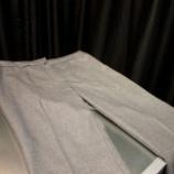 『フルオーダーパンツの仮縫い』の画像