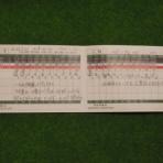 エージシュート1000回を目指す競技ゴルフ 祇園案山子のゴルフ