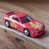 『ホットウィール GJR65 Mazda RX-7 FD』の画像