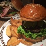 『【横浜・みなとみらい】ヴィレッジバンガードダイナーのあなどれない大人の本格ハンバーガー!』の画像