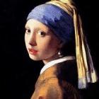 『フェルメールの青』の画像