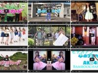 AKB48「心のプラカード」動画が続々と投稿されている!