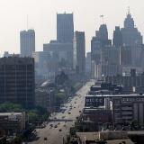 【画像】デトロイトの人種分布図、いくらなんでもヤバすぎるだろwwwwwwww