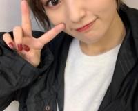 山本彩さん、指が短い!!