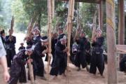 中国最後の鉄砲隊村落 日本の武士の祖先か