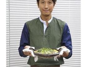 谷原章介「料理つくるよー \(^o^)/」