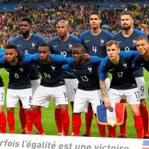 フランスとかいうどの時代もサッカーのバケモンを輩出する国!