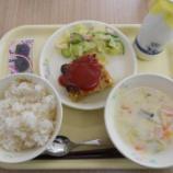 『2月12日の給食』の画像