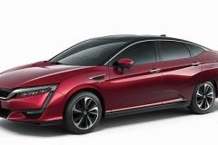 ホンダ、新型燃料電池車を東京モーターショーで世界初公開 新型NSXやシビックTYPE Rも出展