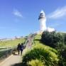 【日帰りバイロンベイの旅・前編】 街散歩と灯台ウォーキング