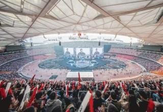 【画像】世界で一番人気のゲームの大会の様子がこちらwww【e-sports】