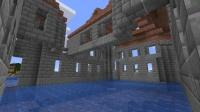 東大陸に小さなお城を作る (2)