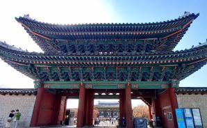 春のソウルでゆっくり古宮散策