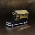 霊柩車を作ってみました。ちーん