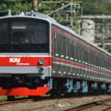『新色でジャカルタデビュー!!205系武蔵野線M4編成運用開始(12月19日)』の画像