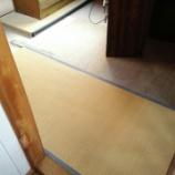 『大阪市港区田中にお住まいのお客様宅の畳の表替え〜』の画像