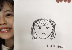 【乃木坂46】柴田柚菜&筒井あやめ、似顔絵可愛いなwww※画像あり