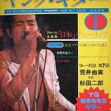 『ヤング・ギター 1976年1月号』の画像