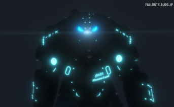 GLOWING QUANTUM X-01 POWER ARMOUR