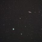 『ふくろう星雲M97&系外銀河M108コラボ』の画像
