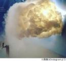 ドイツでテキーラの雨を降らせる雲爆誕 酒好きにはたまらない演出=ベルリンで開かれたメキシコ観光局のイベント(動画あり)