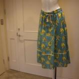 『ottod'Ame(オットダム)bananaプリントスカート』の画像