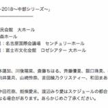 『【乃木坂46】理々杏・梅澤・中田・能條・みり愛がアンダーライブ不参加の理由・・・』の画像