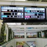 『西武新宿線(その1) 朝ラッシュ時・所沢から鷺ノ宮まで急行に乗車してきました!。』の画像
