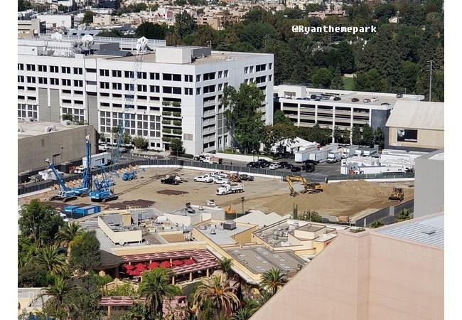 【朗報】ユニバーサルスタジオハリウッドでスーパーニンテンドーワールドの工事始まる