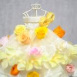 『レッスン生作品集【イエローのドレスのトルソーアレンジ】』の画像