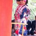 第58回鎌倉まつり2016 その12(ミス鎌倉お披露め・ミス鎌倉2016(清水美里))