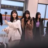 『乃木坂46、台北に到着!!!空港の様子が続々公開キタ━━━━(゚∀゚)━━━━!!!』の画像