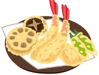 日本食のくせに大手全国チェーンがない料理「天ぷら」「生姜焼き」「ドリア」←あと一つは?
