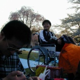 『2001年 4月28日 花見:弘前市・弘前公園本丸』の画像