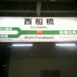 『武蔵野線西船橋駅・夕ラッシュ時の乗降観察とまとめ』の画像
