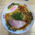 くじら食堂 bazar@三鷹 「支那そば」