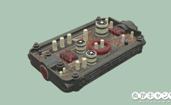 アサルトロンの回路基板