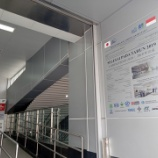 『【ジャカルタ地下鉄】日の丸銘板がようやく設置された話(12月26日)』の画像