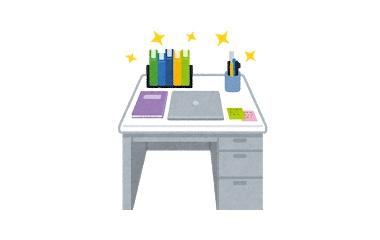 『ビルメンの机の引出し』の画像