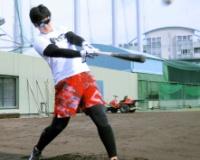 阪神ドラ2井上 「落合打法」学ぶ 動画で研究「大事だなと思うところを中心に」