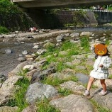 『牧場→川遊び→川遊び』の画像