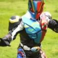 熊本県のご当地ヒーロー、仮面ライダーのデザインを丸パクりして謝罪。活動休止に
