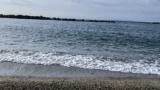 ニートぼく日本海を前に物思いにふける(※画像あり)