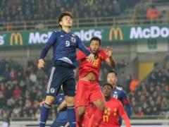 日本代表・杉本健勇、肋骨骨折!E-1選手権の出場を見送る模様・・