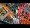 【動画】命綱なしで有名建築やクレーンに登る様子を一人称視点でみられるムービーが話題にwwwwww