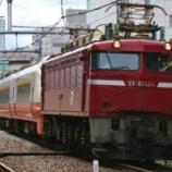 『【過去画】KY入場で常磐線を回送されるE751系』の画像