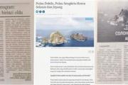 外国人留学生が母国メディアに独島関連の寄稿文掲載