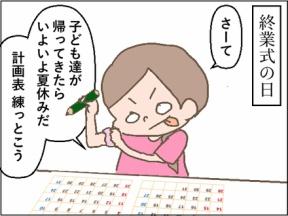 夏休みがはじ……まらなかった!!