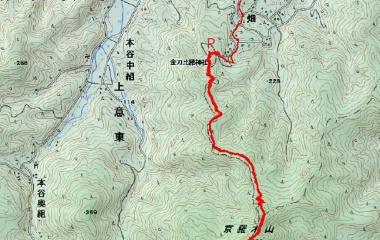 『京羅木山登山(473m) Aug.31,2021』の画像