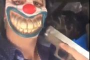 【悲報】メキシコの麻薬カルテルの間でピエロのコスプレが流行ってる